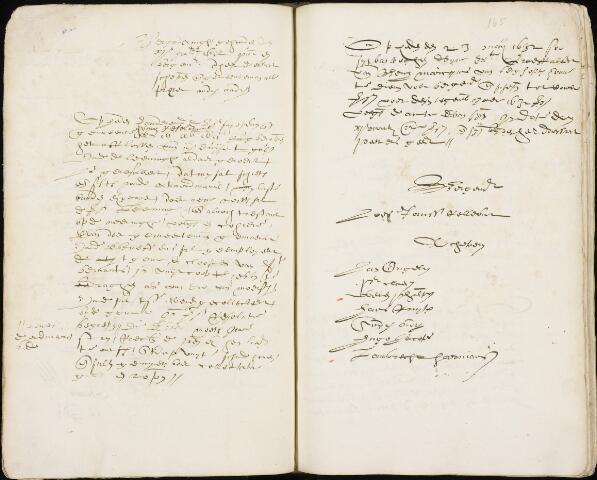 Wouw: Registers van resoluties, 1593-1811 1632