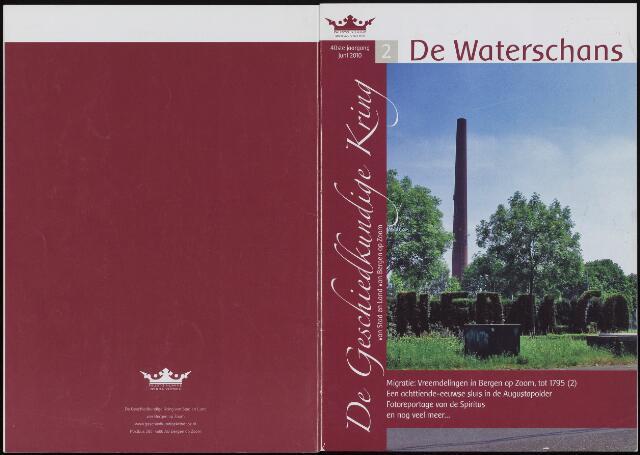 De Waterschans 2010-06-01