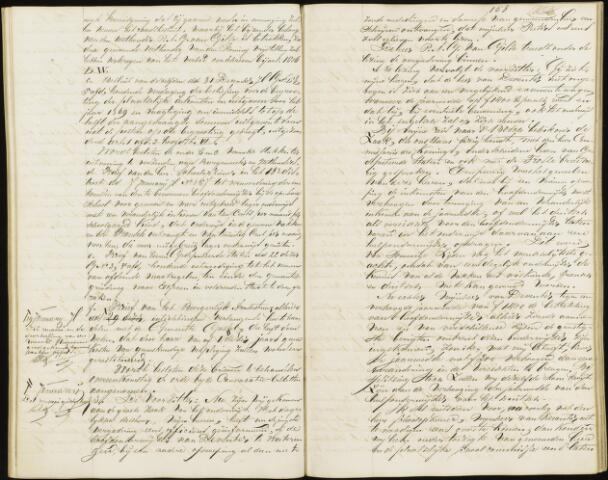 Roosendaal: Notulen gemeenteraad, 1851-1917 1869
