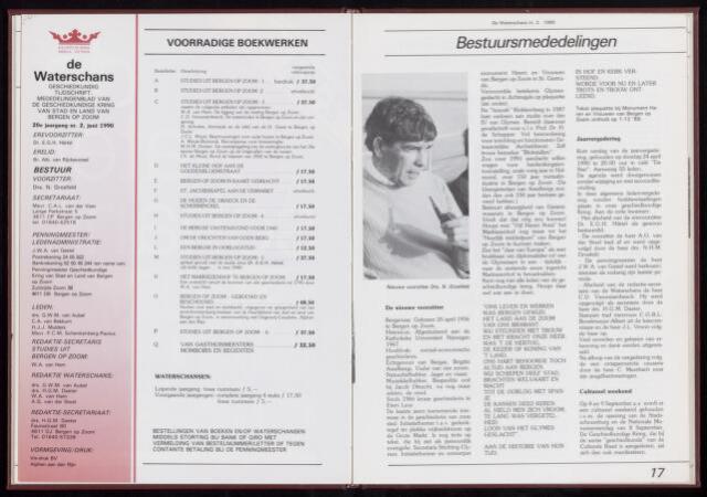 De Waterschans 1990-06-01