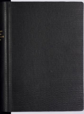 Roosendaal: Notulen gemeenteraad, 1916-1999 1960