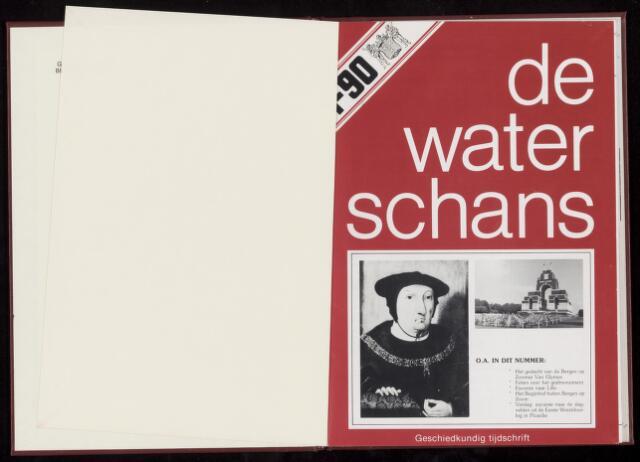 De Waterschans 1990