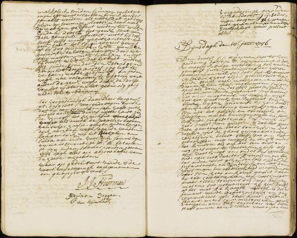 Wouw: Registers van resoluties, 1593-1811 1746