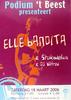 optreden van Elle Bandita
