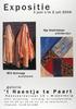 expositie van Aja Snelleman en Will Schropp in galerie 't Haentje te Paart