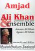 concert door Amjad Ali Khan