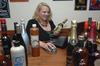Petra de Boevere (1967) begon in 1993 Slijterij-Wijnhandel De Vuurtoren; ze heef…