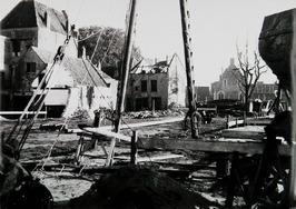 aanvang bouw kerk aan de Bachtensteene