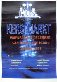 kerstmarkt georganiseerd door R.K. basisschool Ter Duinen