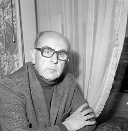 Ere-voorzitter voetbalclub Middelburg S. Simonse.