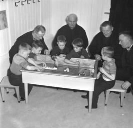 officiële opening christelijke kleuterschool van de Vereniging tot instandhoudin…