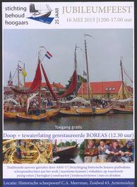 jubileumfeest Stichting behoud Hoogaars