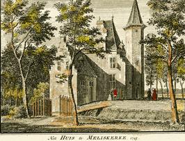Slot Meliskerke.