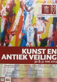 Kunst en antiekveiling