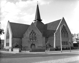 Gereformeerde kerk aan de Paul Krugerstraat