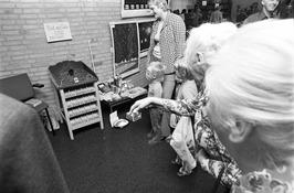 Spel Puut van Gies op rommelmarkt.