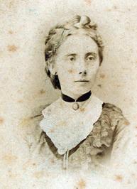 Moeder van C.A. van Woelderen (burgemeester Vlissingen)