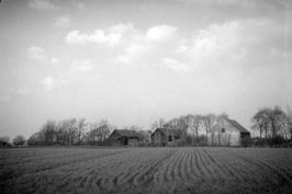 in de buurt van Middelburg (?)