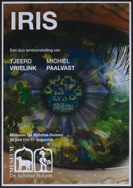 Iris; duo tentoonstelling Tjeerd Vrielink en Michiel Paalvast