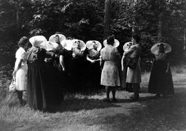 protestants, vrouwen
