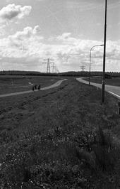 Goes, Anthony Fokkerstraat, vanaf volgende kruising met de Repelweg: Verbartelwe…