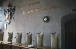 gemeenteraadszaal