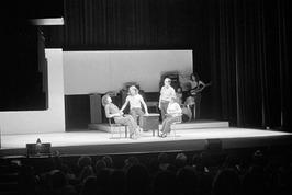 Musical voor de jeugd 'Je hebt 't of De geschiedenis van Onno, die met zijn blik…