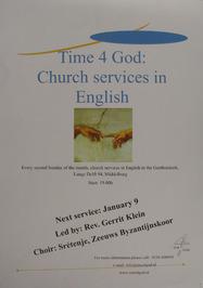 Time 4 God m.m.v. het Zeeuws Byzantijnskoor Srétenje gehouden in de Gasthuiskerk
