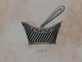 zilveren mand