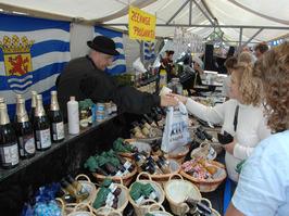 Zeeuwse produkten; folkloredag