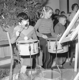 kerstuitvoering Jeugd orkest in Concert- en Gehoorzaal