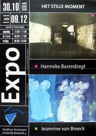 expositie van Hanneke Barendregt en Jeannine van Broeck in het gemeentehuis