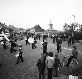 """Op woensdag 1 juni 1966 organiseerde de muziekvereniging  """"Crescendo"""" een feeste…"""