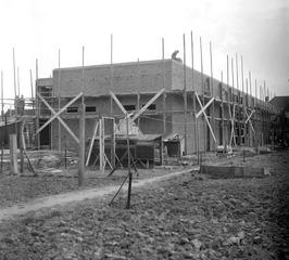 bouw dorpshuis