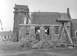 restauratie Nederlands Hervormde kerk