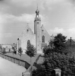 Nederlands Hervormde Mariakerk in gotische stijl.