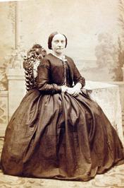 Gijsberta H.J. Lenshoek (Zaltbommel, 17 januari 1822 - 16 augustus 1881); gehuwd…