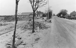 aanleg fietspad richting Westkapelle