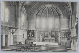 interieur Rooms-Katholieke kerk
