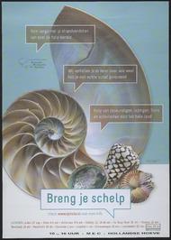Breng je schelp. Bijeenkomst Nederlandse Malacologische Vereniging.
