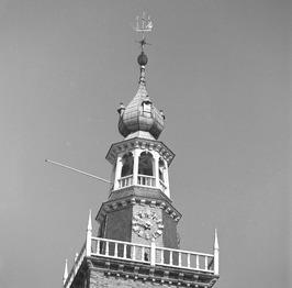 torenspits van de Sint Baafskerk