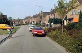 links de Tulpstraat