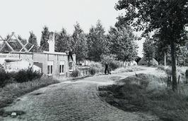 weg Hulst-Absdale, nabij fort Ferdinandus