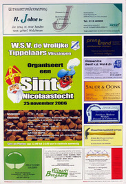 Sint Nicolaastocht georganiseerd door W.S.V. de Vrolijke Tippelaars