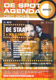 agenda december