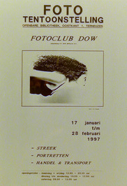 fototentoonstelling georganiseerd door fotoclub Dow in de openbare bibliotheek