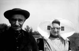 protestants; Jan Verheijke en Trui Verheijke-Burgel