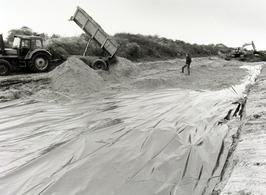 Werkzaamheden voor beheer van het waterwingebied Oranjezon door Delta Nutsbedrij…