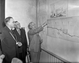 in gebruikname rioolwaterzuiveringsinstallatie ; burgemeester H.K.Michaëlis, dij…