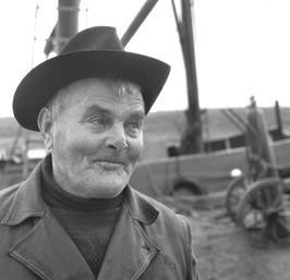 genpensioneerde vissersman
